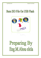 Burn Image File On Usb صورة كتاب