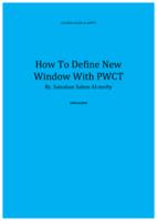 سلسلة  تعلم البرمجة بدون كود 1.8smartPWCT  صورة كتاب