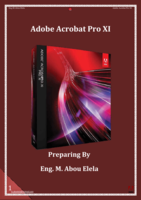 Adobe Acrobat XI Pro صورة كتاب