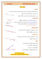 أساسيات في الهندسة للصف التاسع السوري صورة كتاب