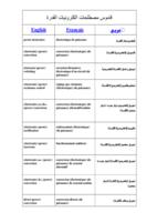 قاموس مصطلحات الكترونيات القدرة صورة كتاب