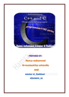 programmer1185 series general examples in c and c++ صورة كتاب