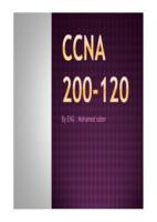 كتاب منهج ccna في نقط  صورة كتاب
