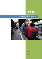 TEMPS & VERBES صورة كتاب