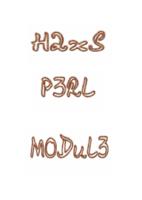 دالة h2xs و مصحح الأخطاء في بيرل Perl صورة كتاب