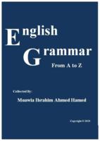 English Grammer صورة كتاب