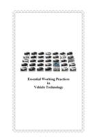 التطبيقات الضروريه والاساسيه في تكنولوجيا السيارات  صورة كتاب