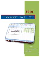 EXCEL 2007 صورة كتاب
