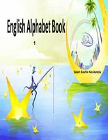 English Alphabet Bookصورة كتاب