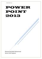 POWER POINT 2013 صورة كتاب